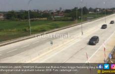 Waktu Tempuh Brebes-Semarang Via Tol Fungsional Cuma 2,5 Jam - JPNN.com