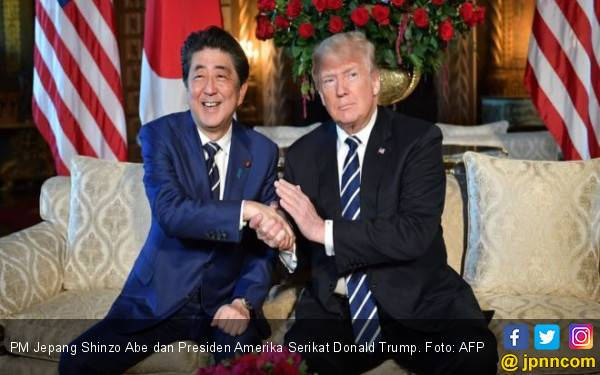 Setelah Gebuk Huawei, Donald Trump Incar Industri Otomotif Jepang - JPNN.com