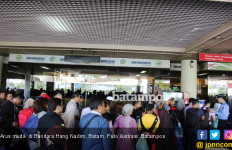 Tiket Pesawat Mahal, Pemudik Lewat Udara Turun Drastis - JPNN.com