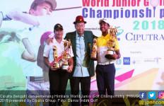 Thailand dan Australia Kuasai Himbara World Junior Golf - JPNN.com