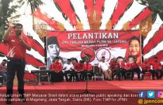 Maruarar Gembleng Kader TMP Jateng demi Ganjar-Yasin - JPNN.com
