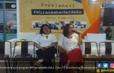 Dongkrak Semangat Berbisnis Kaum Muda via #WirausahaMerdeka - JPNN.com