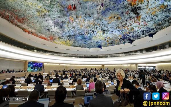 PBB Desak Myanmar Atasi Genosida Rohingya - JPNN.com