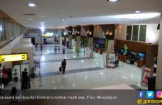 Bandara Adi Soemarmo Ditutup Sementara, 13 Penerbangan Dibatalkan - JPNN.com