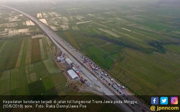 Hasil Riset: Lewat Tol Jakarta – Surabaya Lebih Murah - JPNN.com