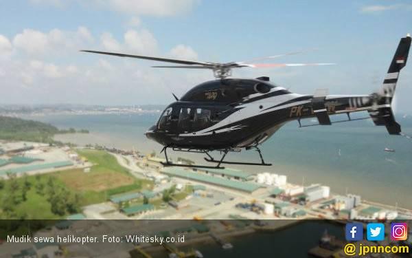 Dibangun Bandara Khusus Helikopter Pertama di Indonesia - JPNN.com