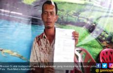 Ribut Soal Warisan, Abang Bacok Kepala Adik Pakai Kelewang - JPNN.com
