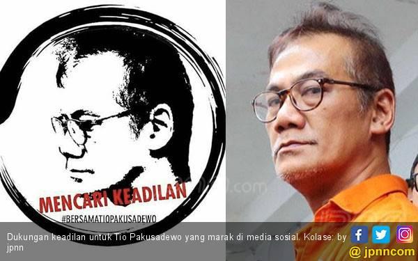 Tio Pakusadewo Banjir Dukungan dari Rekan Artis di Medsos - JPNN.com