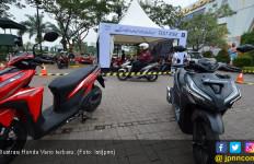 Honda Vario Terbaru Tebar Pesona di Tangerang - JPNN.com