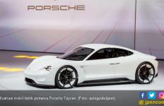 Bukan Sate, Ini Nama Mobil Listrik Pertama Porsche - JPNN.com
