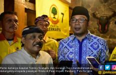 Partai Berkarya dan Gerakan Hejo Beri Dukungan untuk Rindu - JPNN.com