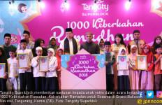 1000 Keberkahan Ramadan Tangcity Superblock untuk Anak Yatim - JPNN.com