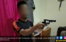 Agus Ditangkap saat Mau Barter Senpi dengan Sabu-sabu - JPNN.com