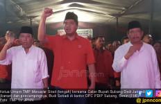 Duet Dedi-Budi di Subang Berjanji Sejahterakan Warga PDIP - JPNN.com