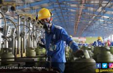 Momen Lebaran Dongkrak Penjualan LPG Hingga 21 Persen - JPNN.com