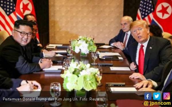 Negosiasi dengan AS Berantakan, Kim Jong Un Hukum Mati Lima Pejabat - JPNN.com