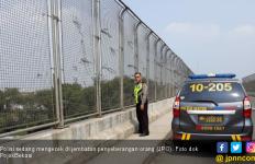 Selama Asian Games, Polisi Siaga di 34 JPO Kota Bekasi - JPNN.com