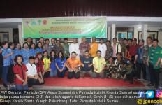 GP Ansor dan Pemuda Katolik Gelar Buka Bersama OKP di Sumsel - JPNN.com