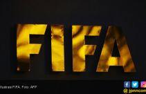 FIFA Sanksi Indonesia Gara-gara Kick-off Telat - JPNN.com