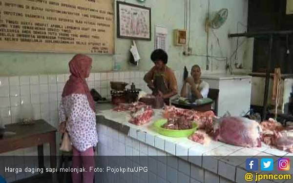 Harga Daging Sapi Bikin Pusing Ibu - JPNN.com
