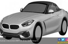 Jelang Peluncuran, Bocor Sosok Versi Produksi BMW Z4 - JPNN.com