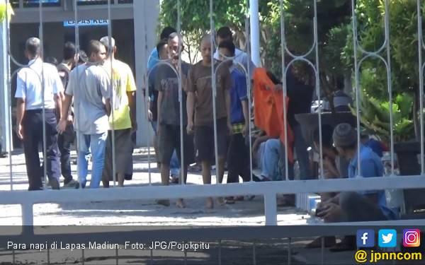 Lima Napi Teroris Tak Dapat Remisi - JPNN.com