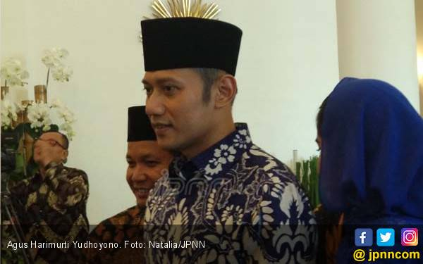 AHY Ungkap Alasan SBY Tak Datang ke Istana - JPNN.com