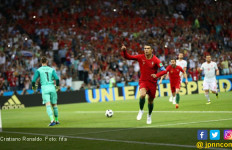 Ronaldo Hattrick, Portugal ke Final - JPNN.com