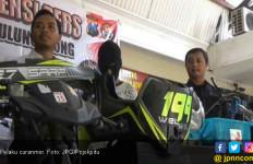 Rasain, Tertangkap Setelah Jual Motor Curian di Medsos - JPNN.com