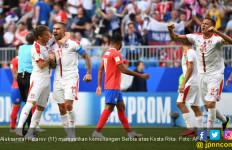 Gol Spektakuler Kolarov Bawa Serbia Taklukkan Kosta Rika - JPNN.com