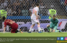 Blunder di Portugal vs Spanyol, Kontrak De Gea di MU Rentan - JPNN.com