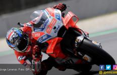 Jorge Lorenzo Salip Andrea Dovizioso di Klasemen MotoGP 2018 - JPNN.com