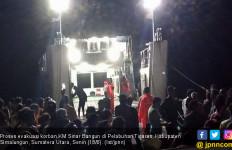 KM Sinar Bangun Tenggelam di Danau Toba - JPNN.com