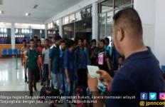 62 Warga Negara Bangladesh Terlantar di Tanjungbalai Asahan - JPNN.com