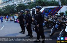 H-1 Pilkada, Polres Metro Bekasi Kota Siaga 1 - JPNN.com
