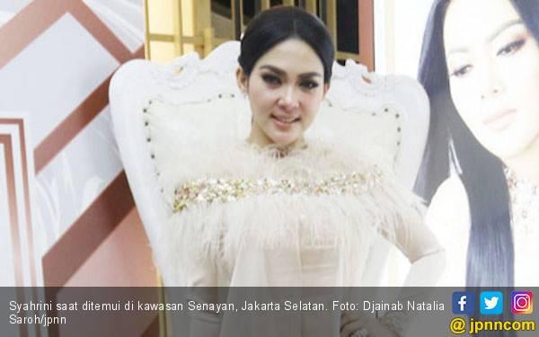 Kabar Syahrini akan Menikah, Hotman Paris Hutapea Bilang Begini - JPNN.com
