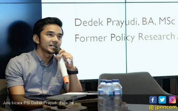 Jubir PSI Heran Prabowo Tak Paham soal Utang Negara - JPNN.com