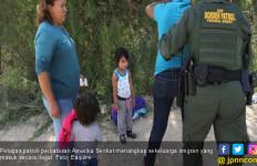 Kebijakan Trump Kembali Tewaskan Bocah Imigran - JPNN.com