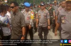 Kapolri Sebut Nakhoda KM Sinar Bangun Bisa Dipidana - JPNN.com