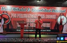 Incar 35% Suara, Jago PDIP di Pilwako Bogor Yakin Berjaya - JPNN.com