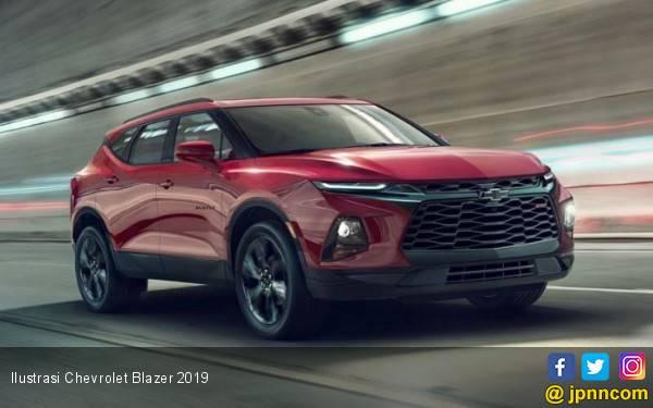 GM Setop Produksi Chevrolet Blazer - JPNN.com