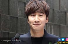 Kejutan Awal Tahun, Lee Kwang Soo Punya Pacar - JPNN.com