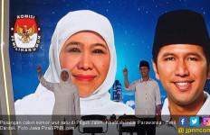 Khofifah-Emil Unggul Sementara Versi Charta Politika - JPNN.com