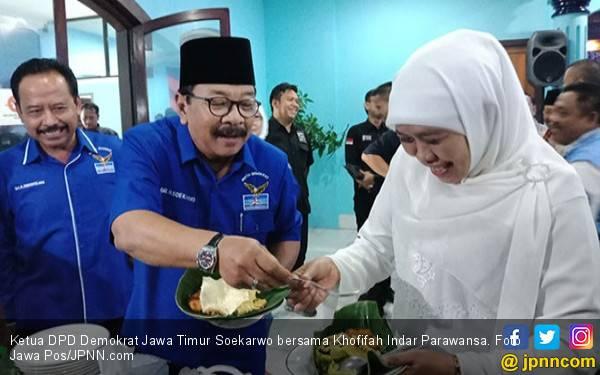 Bukti Pengaruh Pakde Karwo Lebih Kuat dibanding PDIP – PKB? - JPNN.com
