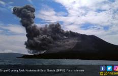Kemenhub Imbau Nakhoda Waspadai Erupsi Gunung Anak Krakatau - JPNN.com