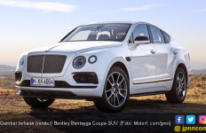 Penasaran dengan Bentley Bentayga Gaya Coupe-SUV - JPNN.com