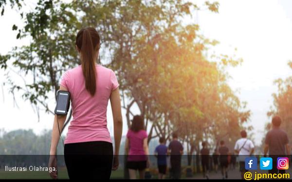 6 Olahraga Paling Tepat Saat Puasa Ramadan - JPNN.com