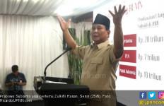 Kali Ini Prabowo Subianto Merasa Grogi - JPNN.com