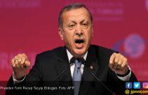 Erdogan Tegaskan Tidak Akan Mundur dari Suriah - JPNN.com