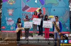 Sumbar Nyaris Sapu Bersih Gelar di TROI 2018 - JPNN.com